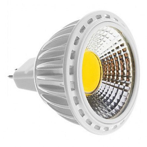 MR16 led lamp COB 5 Watt 12Volt ODF