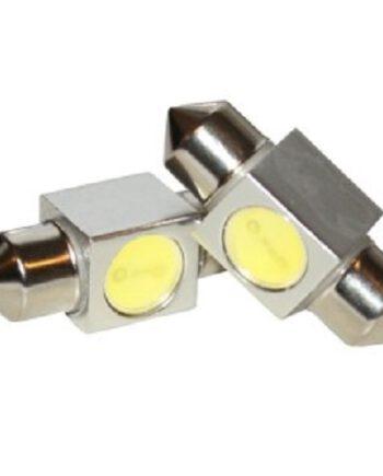 Festoon led lampje 31mm buis lampje 12Volt autolampje interieurverlichting stadslichting voor stadslichten achter