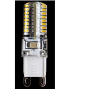 G9 led lamp 3 Watt 230 Volt SMD3014 64 stuks 180 lm 15x50