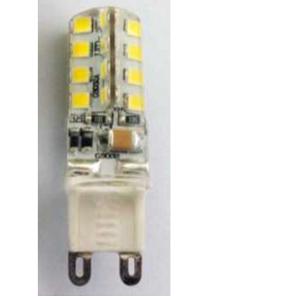 G9 led lamp 5 Watt 230 Volt SMD2835 330 lm 15x50
