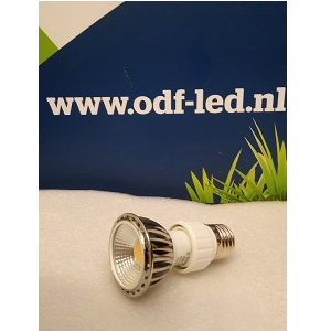 GU10 LED Spot 12v 24v 220v 230v in E27 naar GU10 lampadapter lampverloopje