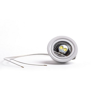 LED Inbouwspots 8v 12v 24v LED afzuigkap inbouwspot vervangen ODF LED Verlichting duurzaam zelfvoorzienend leven 12Volt 24Volt piekspanning Boot Camper verlichting