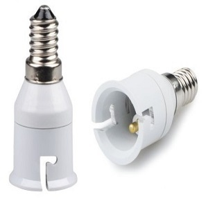 Lampadapter E14 B22 Bajonet ODF LED Lighting