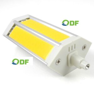 R7S cob 118 mm staaf led lamp halogeen staaflamp verlichting