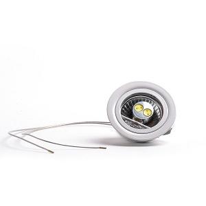 12V 24V inbouwspot met vervangbare LED voor afzuigkap vervangen voor halogeen