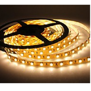 led strip 24volt dimbaar dimmen 2200Kelvin