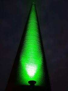 Groene Preventie led verlichting straatverlichting terrein verlichting ODF