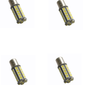 Bajonet led lamp B15D fitting 36smd 1156