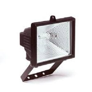 Breedstraler voorzien Vervangbare LED lichtbron