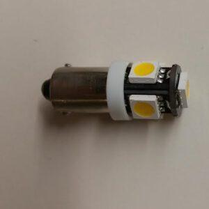 Bajonet BA9 6Volt led lamp