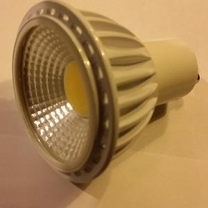 GU10 lichtbron led lamp 230v 2600kelvin dimmen