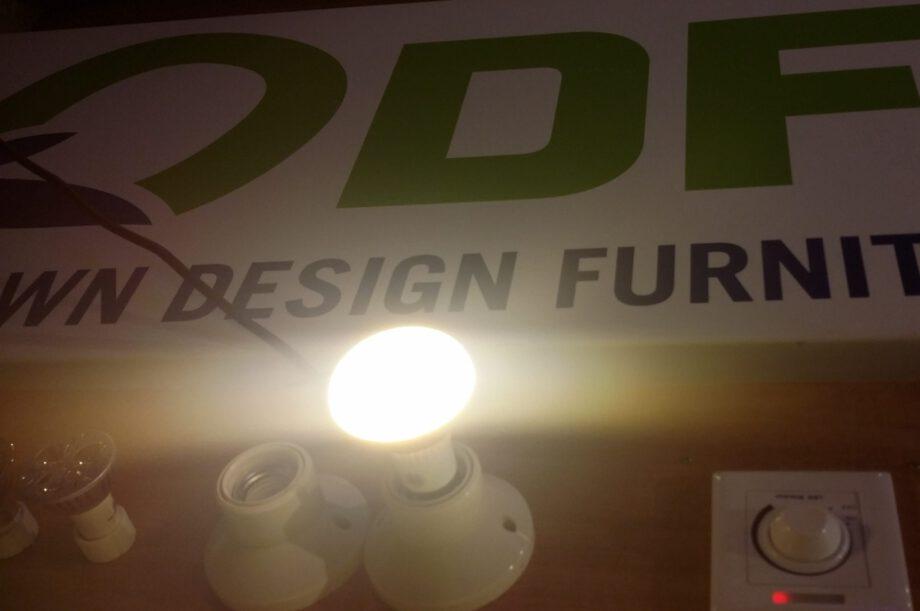 E27 Reflector LED Lamp Lichtbron