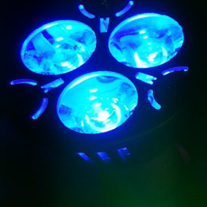 Blauw licht - Blauwe LED Verlichting ODF OWN DESIGN