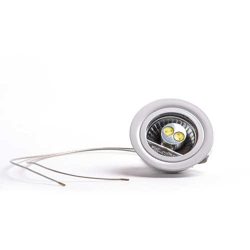 LED Inbouwspots 8v 12v 24v LED afzuigkap inbouwspot vervangen ODF LED Verlichting duurzaam zelfvoorzienend leven 12 Volt 24 Volt piekspanning boot camper