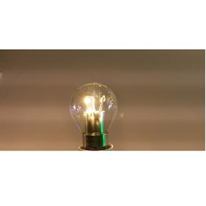 LED kogellamp dimbaar dimmen E14 fitting E27 fitting ODF