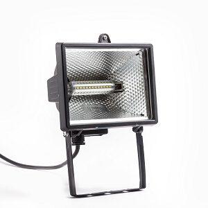 schijnwerper met led_ledlamp_lichtbron is vervangbaar, voor een langere levensduur