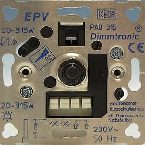 Klemko dimmer KLEMKO DIMMER INB LED 315VA LED DIMMER INBOUW