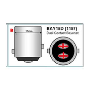 BAY15D BAYONET LED LIGHTING BAJONET LED LAMP 12V 24V PIEKSPANNING BOOTVERLICHTING CAMPERVERLICHTIN ZONNEPANEEL VERLICHTING SOLAR