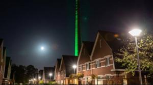 GROENE LED VERLICHTING OZMI ODF LED Verlichting Winschoten