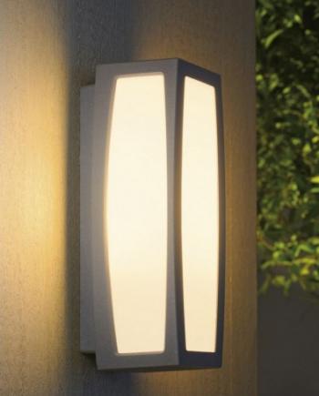 Wandlamp buitenverlichting ODF Meridian wandlamp met vervangbare led verlichting