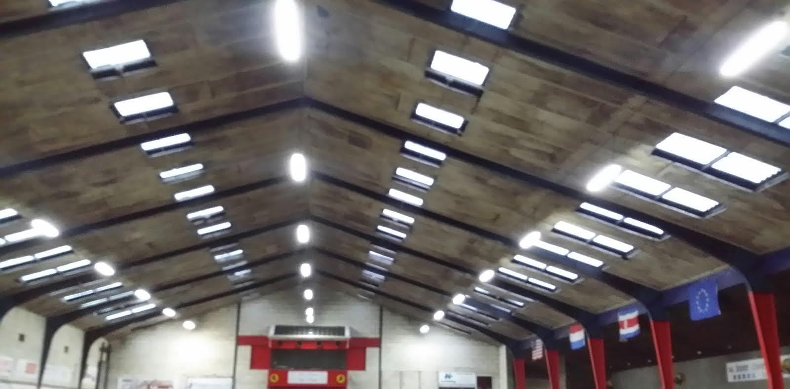 ODF led lampen en led verlichting opbouw