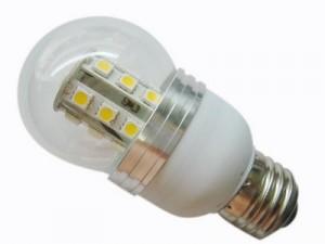 12 Volt E27 Dimbare Led Lamp G50 21smd 4 Stuks Wit Led Verlichting Led Lampen