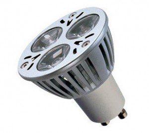 GU10 led lamp Geel dimmen
