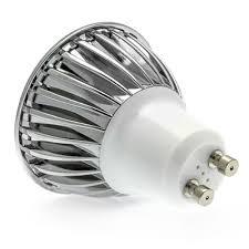 GU10 led spot lamp voor inbouwspot, railsysteemverlichting