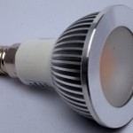 Reflector led lamp E14 fitting