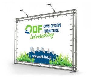 Display led verlichting - Schilderij led verlichting
