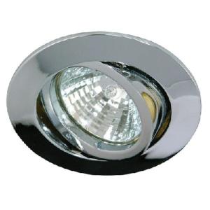 LED inbouwspot Vervangbare LED Alu