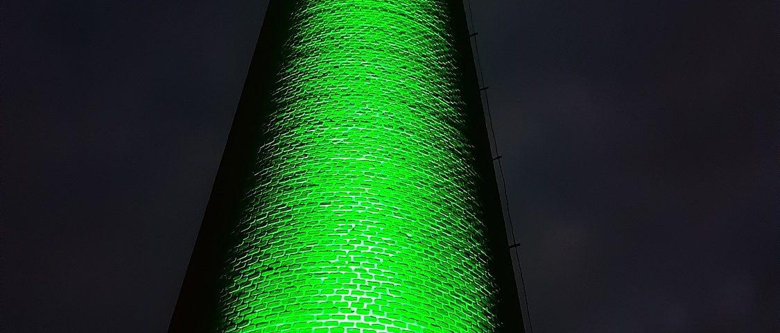 Openbare led verlichting ODF