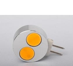 G20 led lampje. Vervangt G4 halogeen steeklampje_priklampje 9Volt, 12Volt, 24Volt