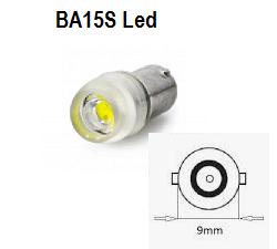 Bajonet BA9S LED lampen