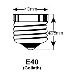 e40 led lights bulbs