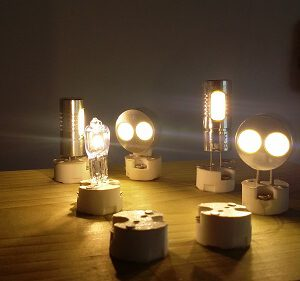 G20 led lampje vervangt g4 halogeen priklampje_steeklampje 12volt 24volt