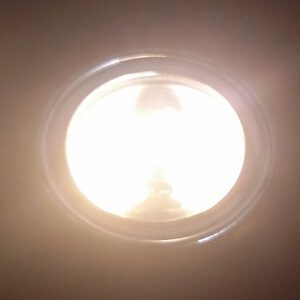 LED lamp G11. Halogeen G4 steeklampje vervangen door G4 led 12 Volt ODF
