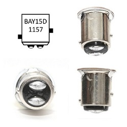 Bajonet BAY15D led lampen