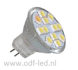 MR11 led lampen lichtbronnen verlichting ODF led verlichting Winschoten Groningen Nederland gu4 led lampje 12 volt