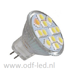 MR11 led bulb lights