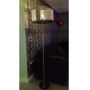 vintage washing led lamp long stainlesssteel