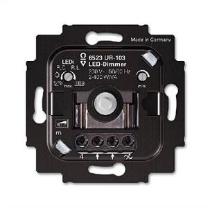 BUSCH-JAEG DIMMER 100VA LED 400W/VA INB axcent, Alpha exclusive, Alpha nea,