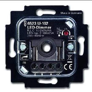 BUSCH-JAEG DIMMER 100VA LED INB 250W_VA axcent, Alpha exclusive, Alpha nea,