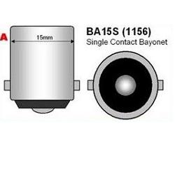 Bajonet BA15S