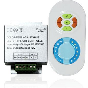 Led strip afstandsbediening 1 kleur CCT Adjustable controller