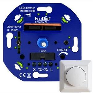 ECODIM DIMMER LED 0-150W ECO-DIM