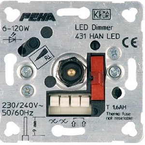 PEHA DIMMER INB LED 6-60W ELECTRONICA _ LICHTMANAGEMENT