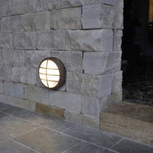 ODF Wand led lamp BULAN ROND met vervangbare led verlichting 2xe27 3 wat