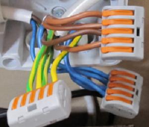 lasklem - verbindingsklem - junctionbox