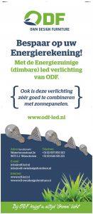 Energie besparen met LED Verlichting ODF Winschoten